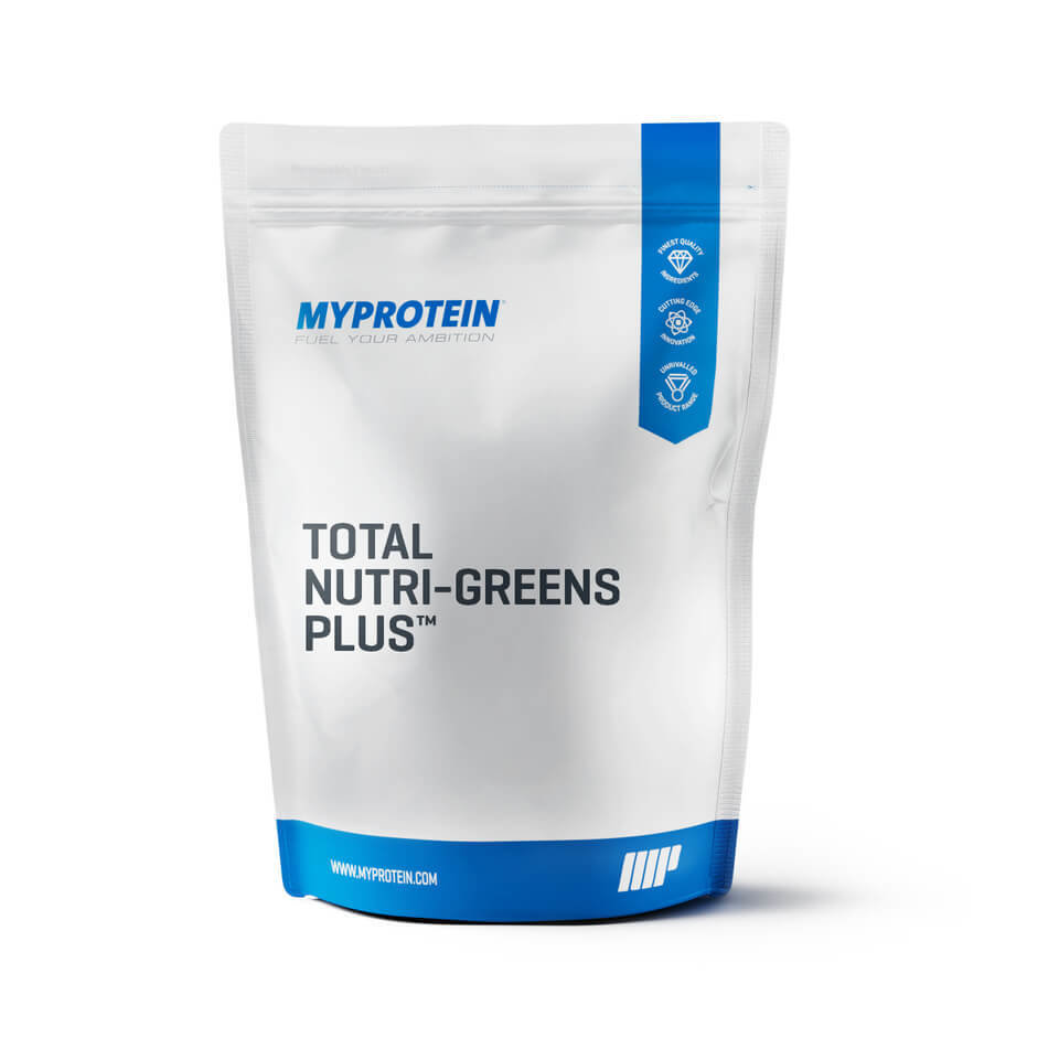 Nutri Greens Plus - 330g - Bolsa - Tropical
