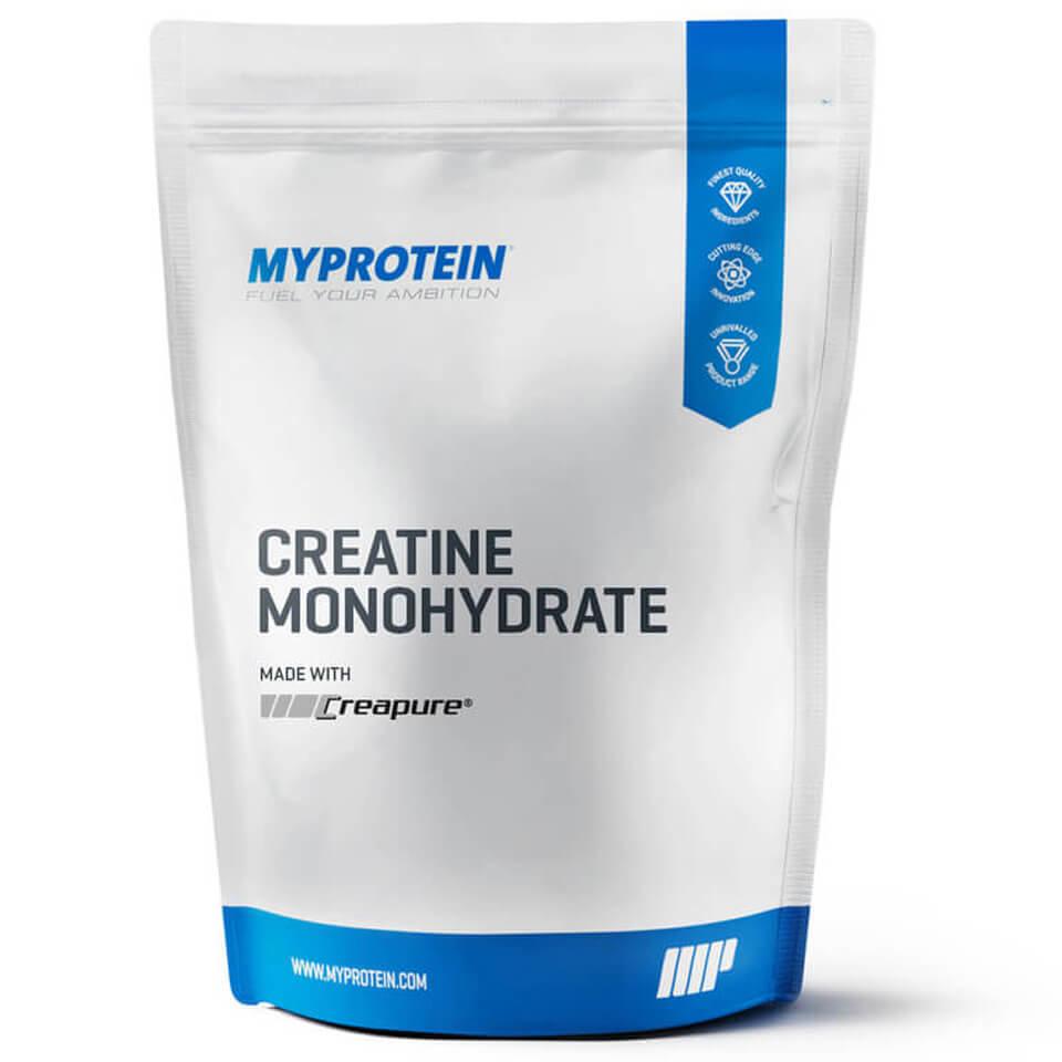 Creapure� (monohidrato de creatina) - 1kg - Bolsa - Anaranjado