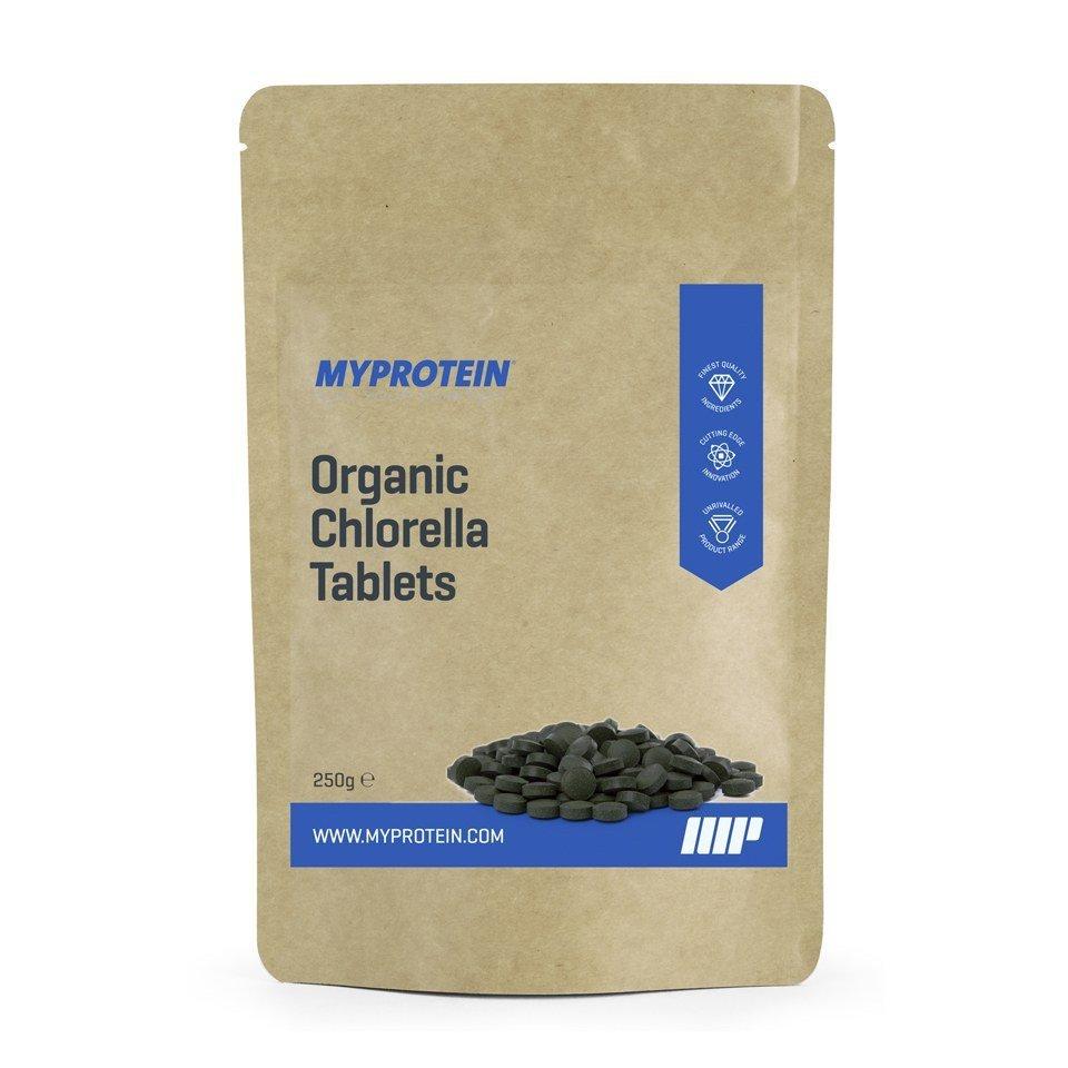 Chlorella Org�nica en Tabletas - 250g - Bolsa - Sin sabor