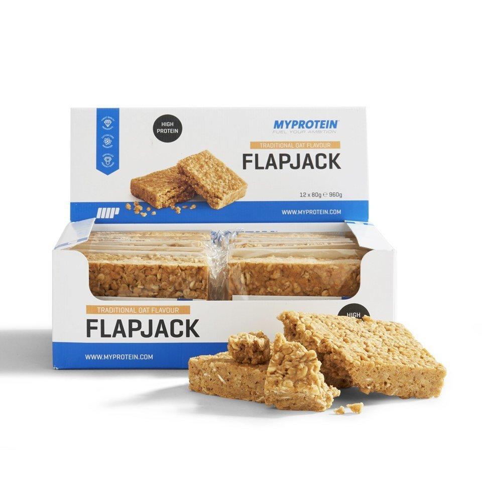 Flapjack de Proteina - 12 x 80g - Caja - Chocolate