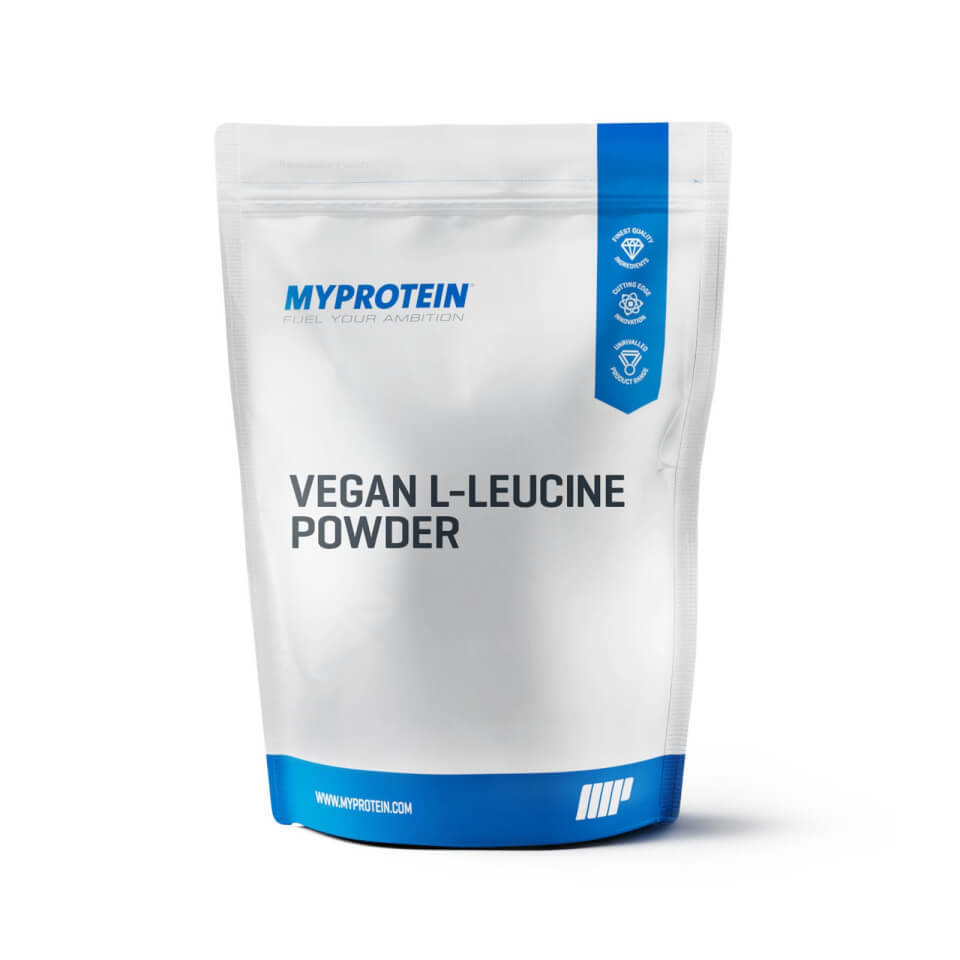 L-Leucina Vegana - 500g - Bolsa - Sin sabor