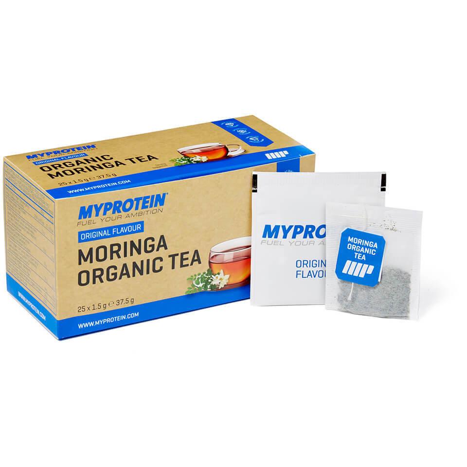 Te Org�nico Moringa - 25 x 1.5g - Caja - Apple & Cinnamon