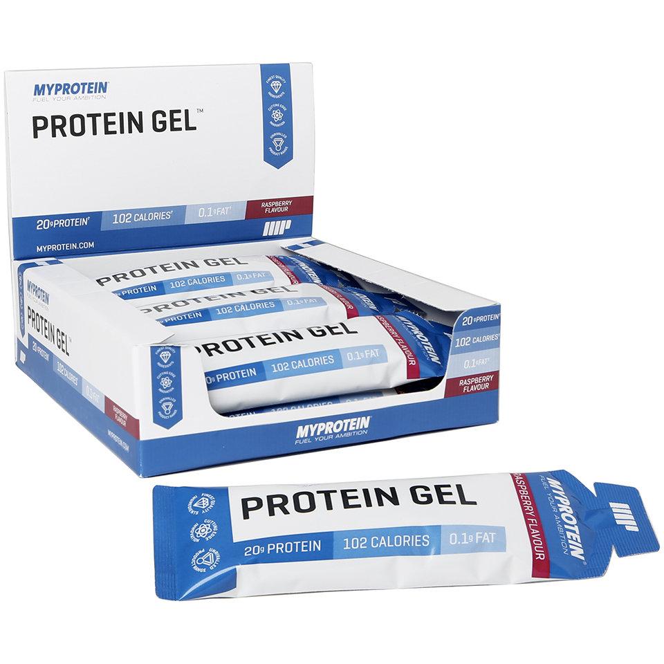 Gel de Proteinas - 12 x 70g - Caja - Tropical