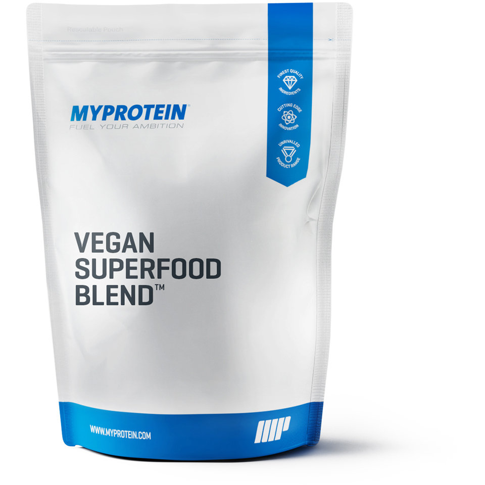 Mezcla Vegana de Superalimentos - 2.5kg - Bolsa - Fresa
