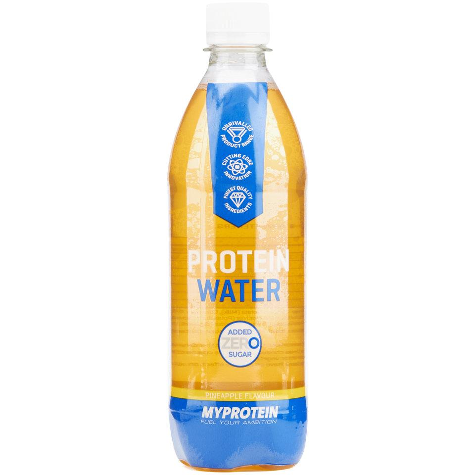 Agua de Proteinas - Muestra - 500ml - Caja - Apple & Blackcurrant