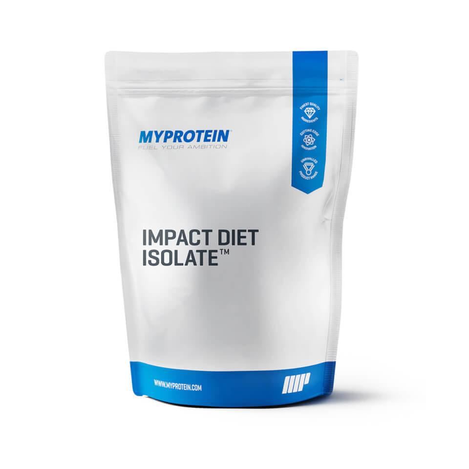 Impact Diet Isolate� - 1kg - Bolsa - Fresa