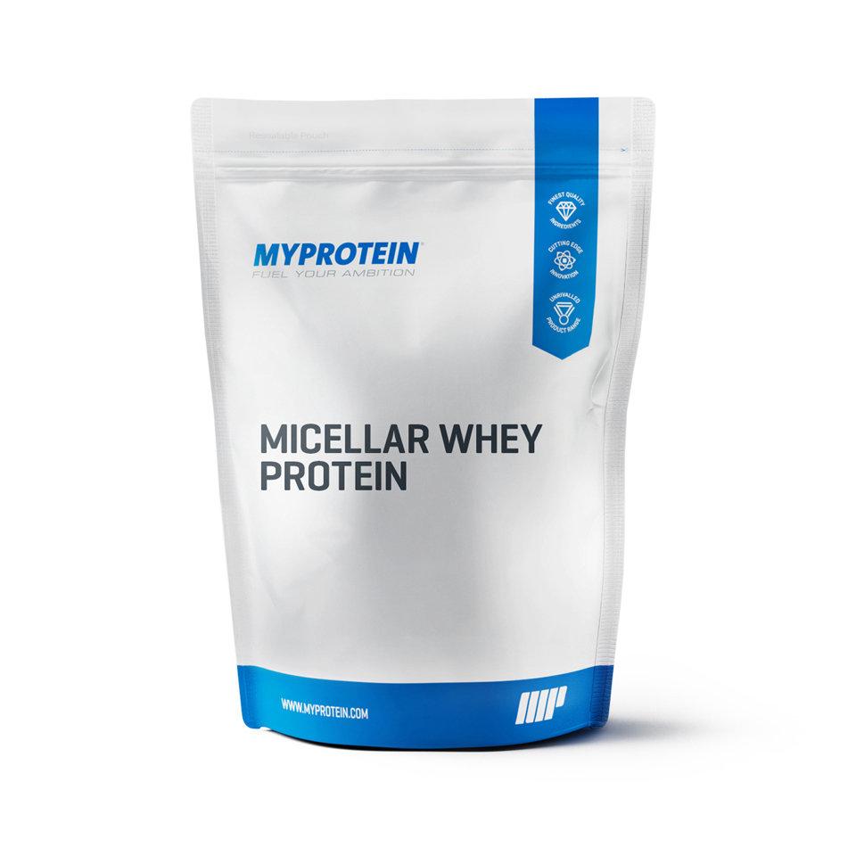 Micellar Whey Protein - 1kg - Bolsa - Pl�tano