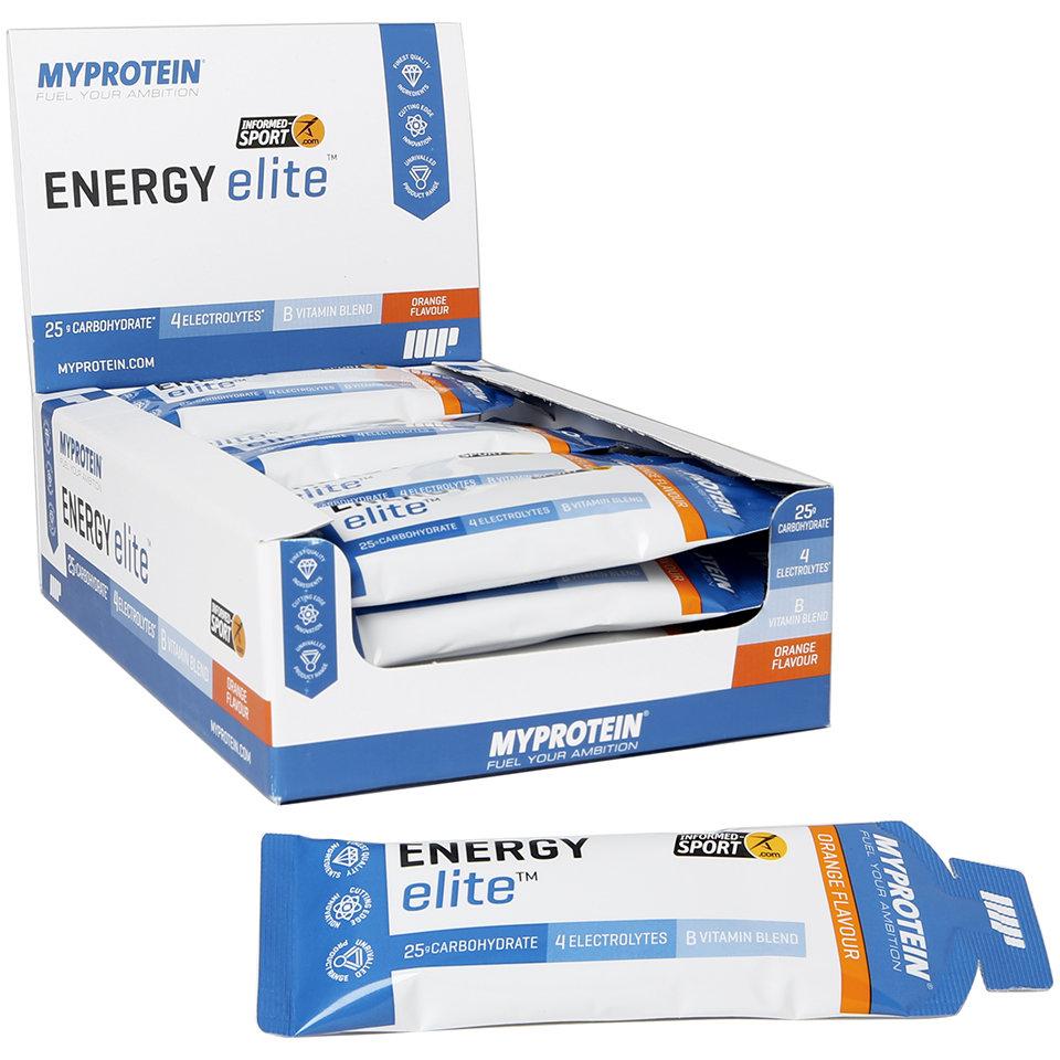 Energy Elite, 50g - 50g - Bolsita - Tropical