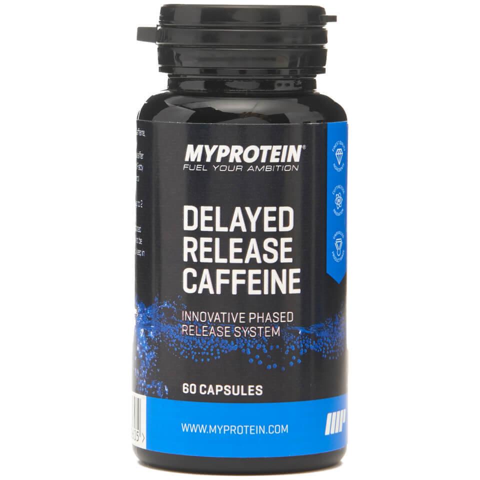 Cafeina Natural de Liberacion Lenta + CLA y Vitamina E - 60C�psulas - Tarro