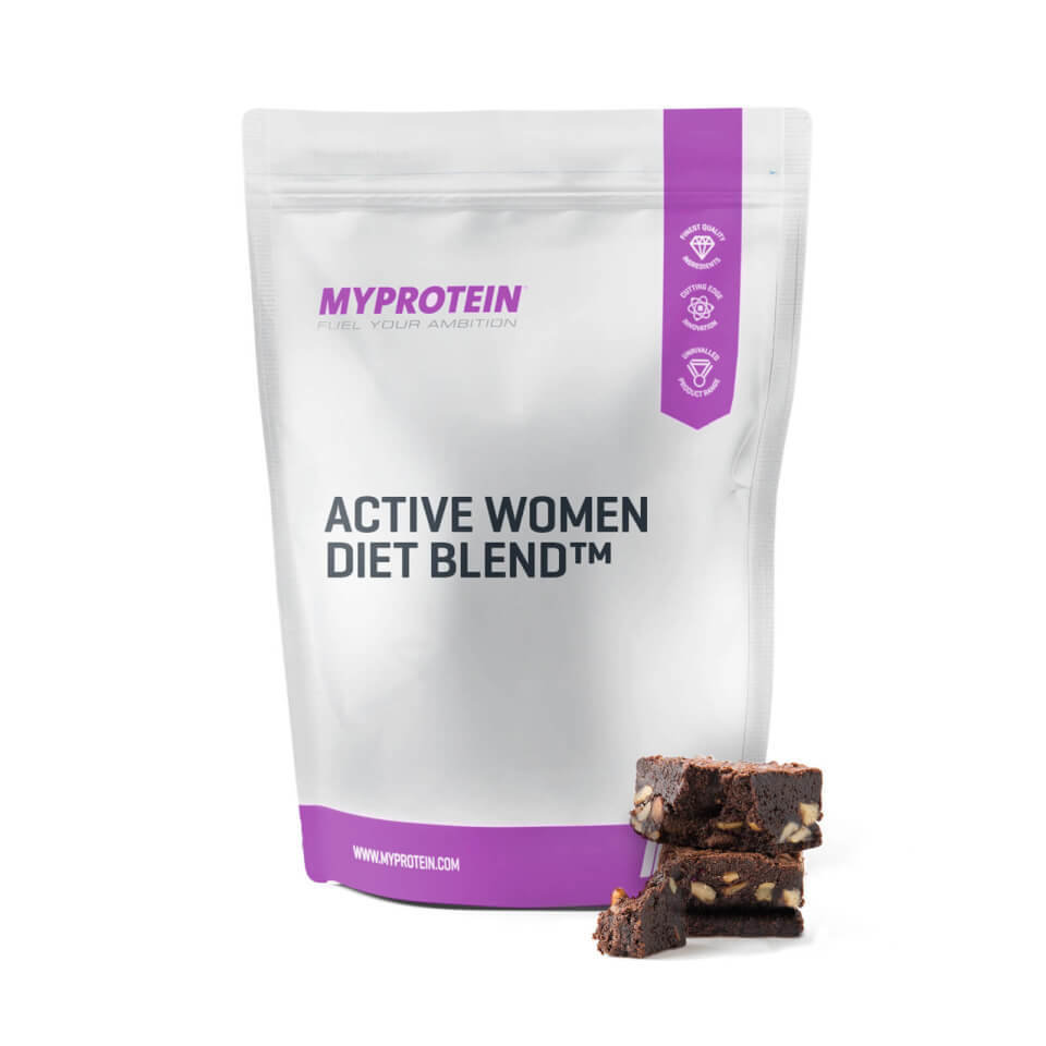 Mezcla para Adelgazar Active Woman� - 2.5kg - Bolsa - Strawberries & Cream