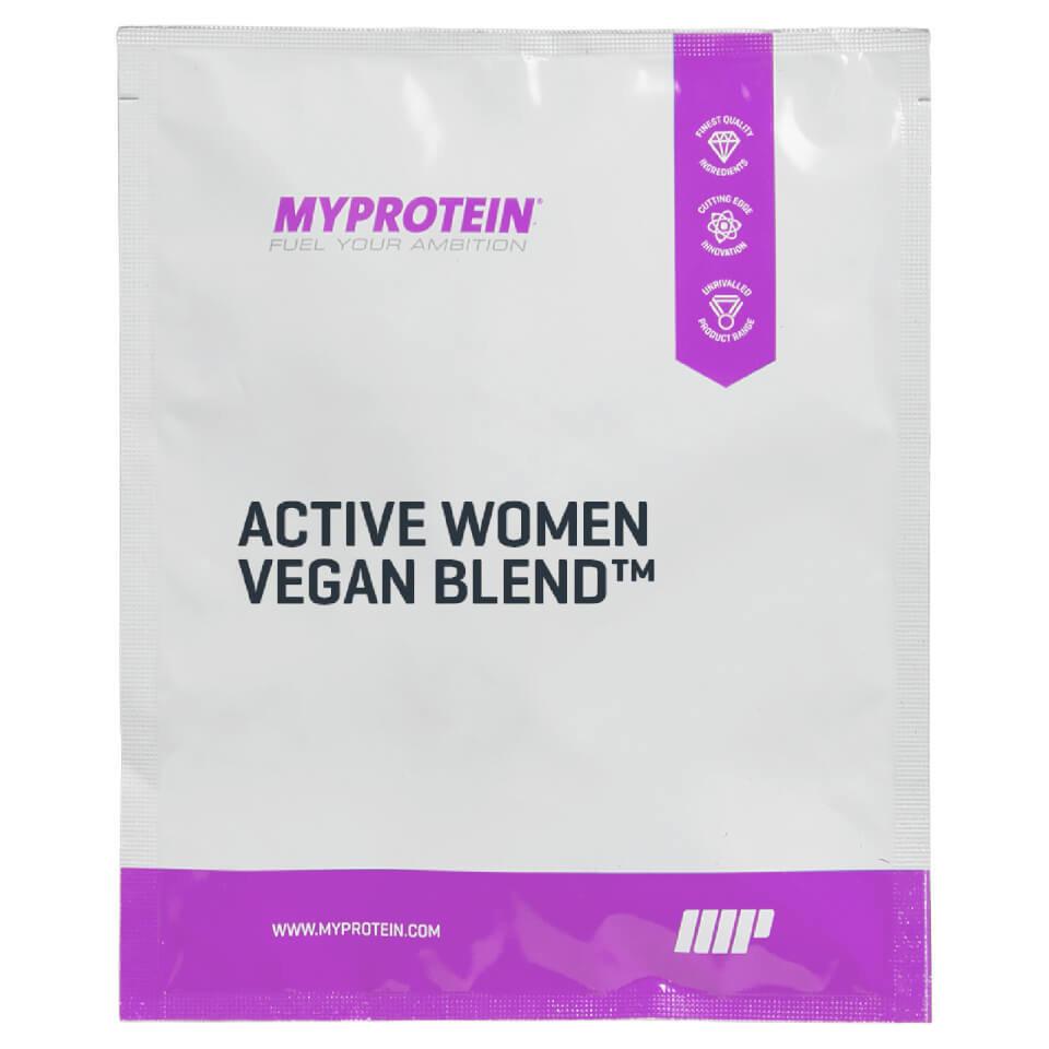 Mezcla Vegana para Adelgazar Active Women� (Muestra) - 25g - Bolsa - Banana Cinnamon