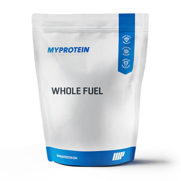 Whole Fuel - 1kg - Bolsa - Natural Vanilla Raspberry
