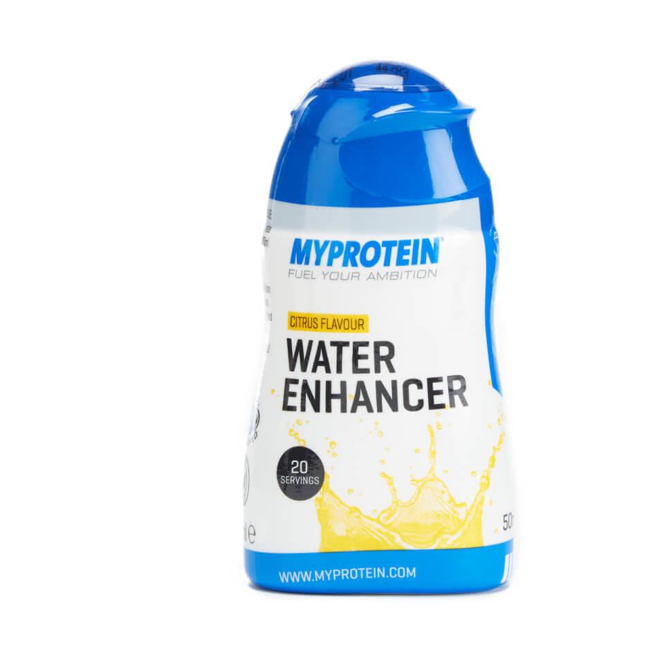 Saborizante para Agua - 50ml - Botella - Anaranjado