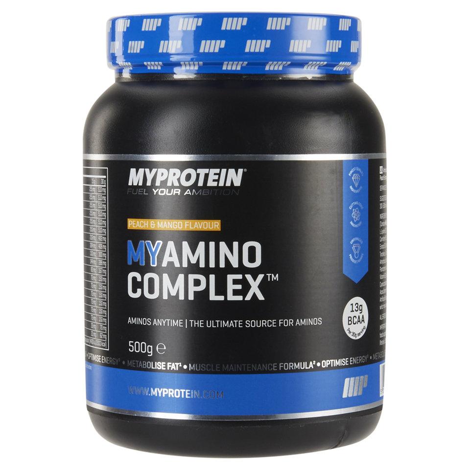 MYAMINO COMPLEX� (Muestra) - 30g - Bolsa - Melocoton y Mango