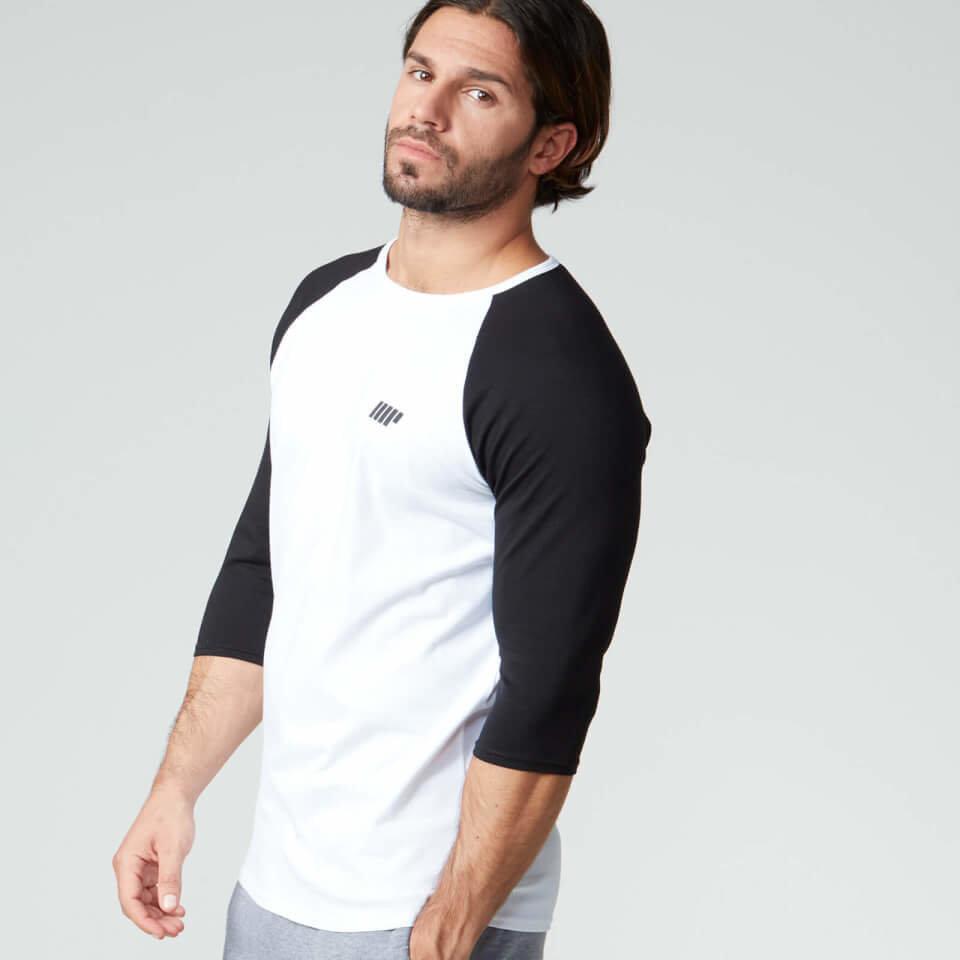 Camiseta de Beisbol - L - Gris