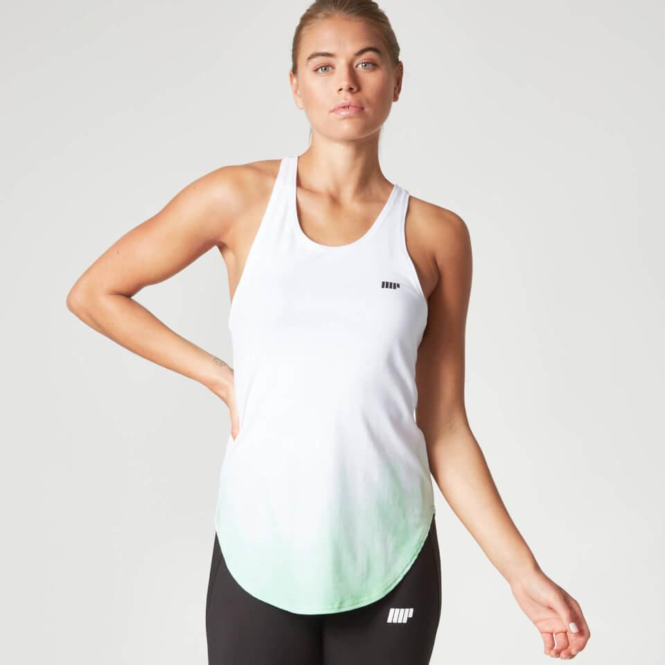 Camiseta de Tirantes Degradada - XL - Gris