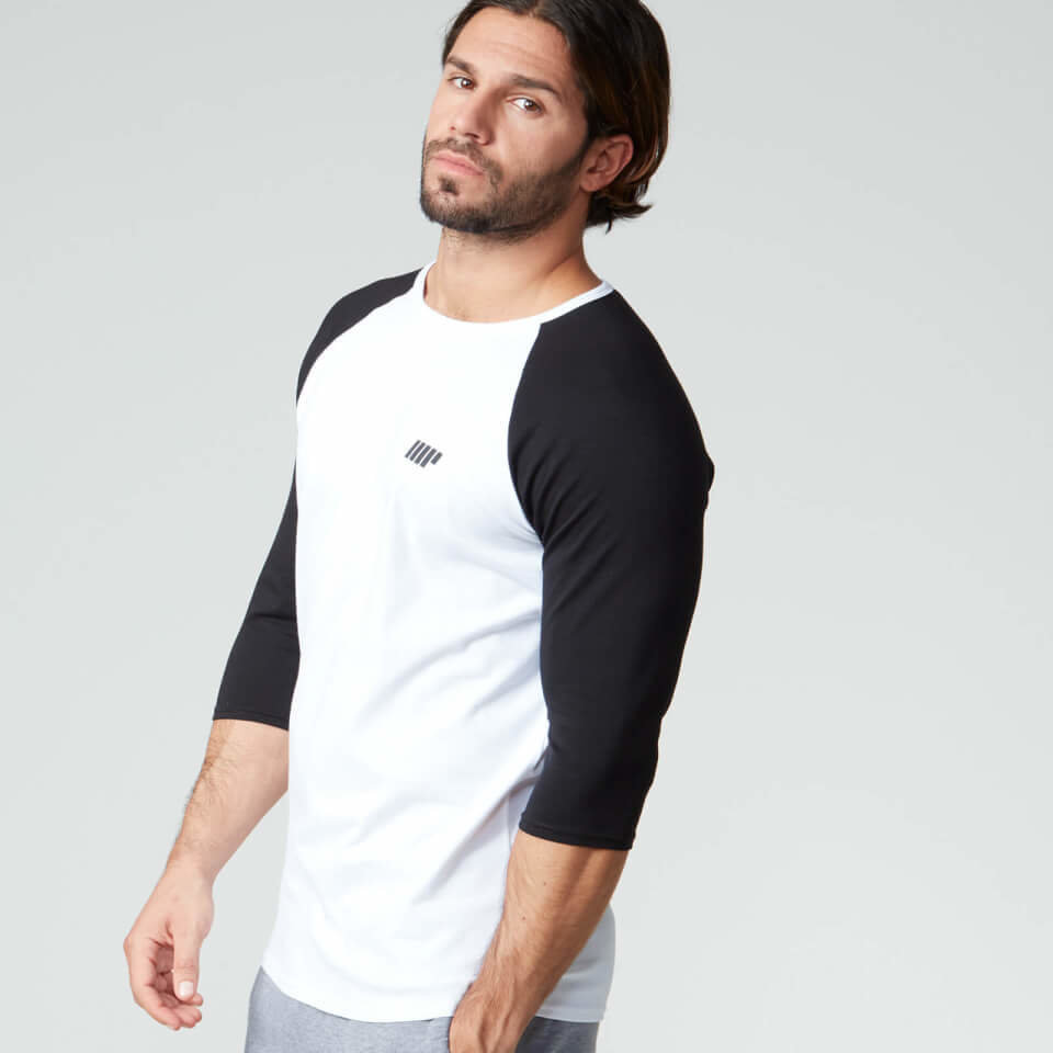 Camiseta de Beisbol - XL - Blanco