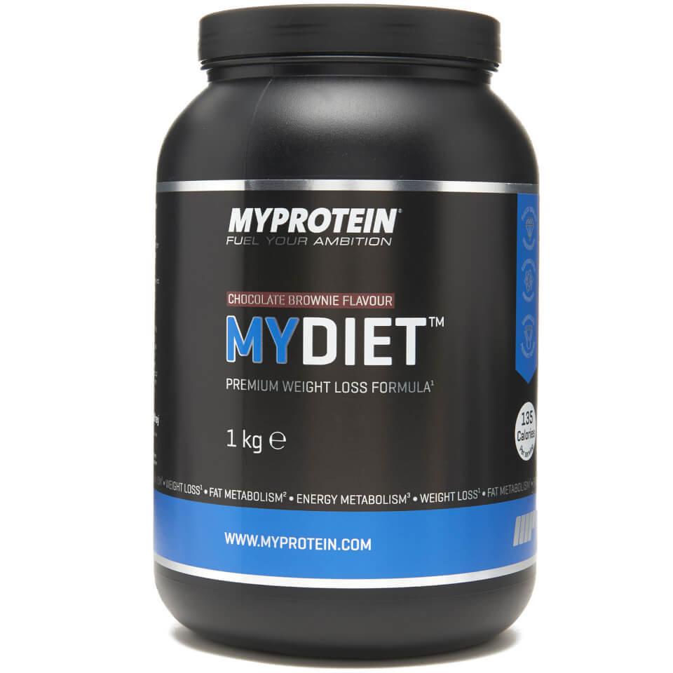 MyDiet� - 1kg - Bote - Batido de Fresa