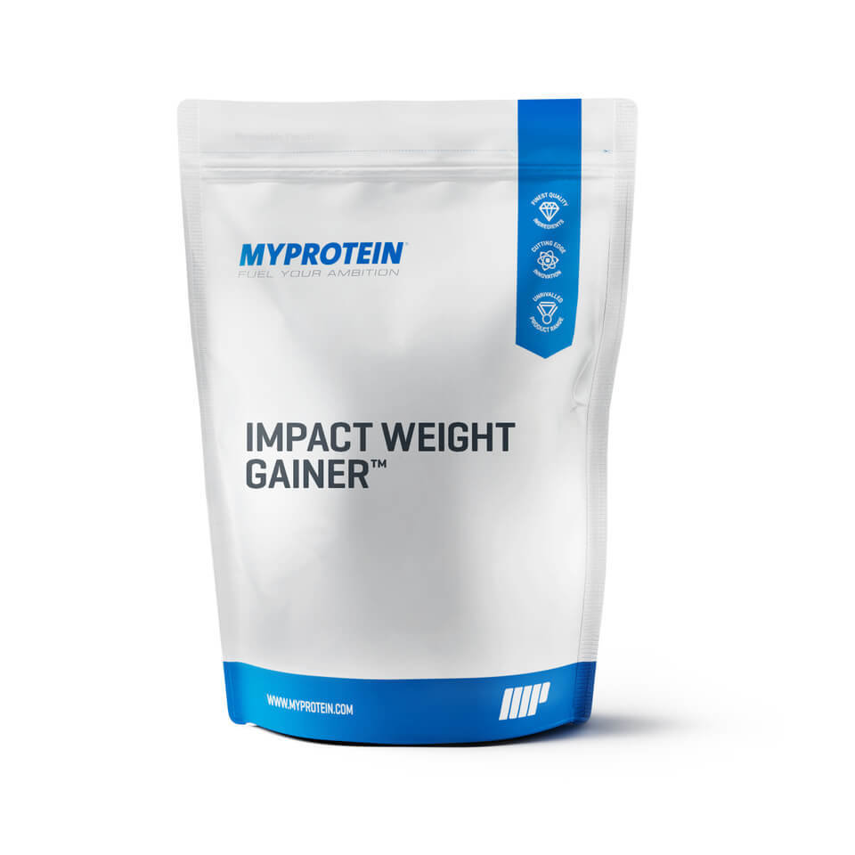 Impact Weight Gainer - 5kg - Bolsa - Sin sabor