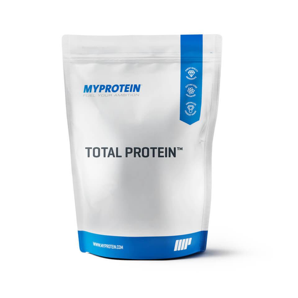 Total Protein - 2.5kg - Bolsa - Vainilla