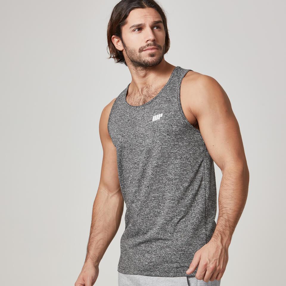Camiseta Sin Mangas Dry-Tech - XS - azul marino