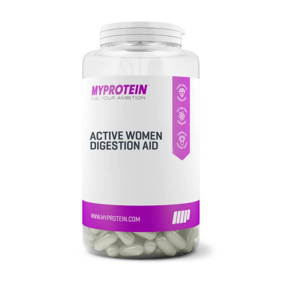 Comprimidos para la Digestion Active Women - 30C�psulas - Tarro - Sin sabor