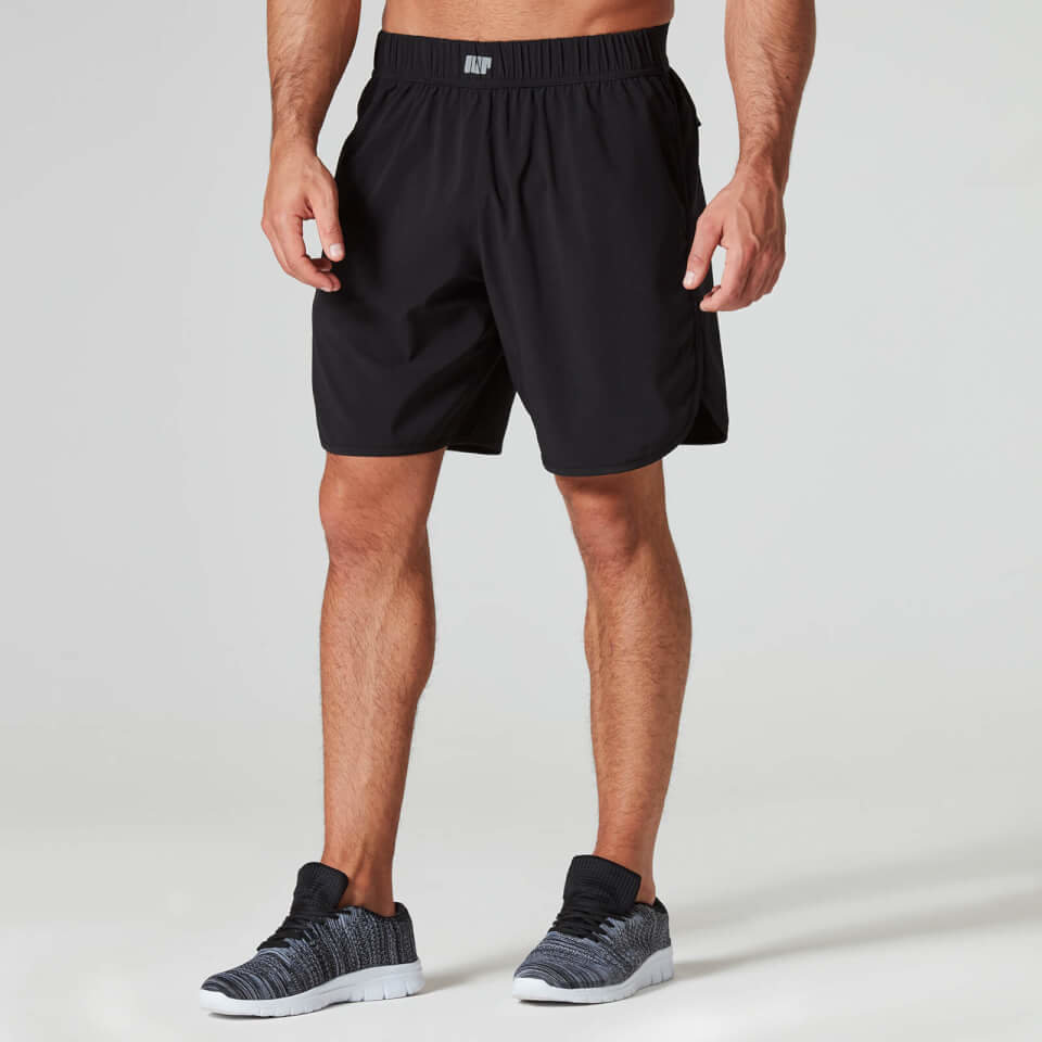 Pantalon Corto de Deporte - S - Charcoal Grey