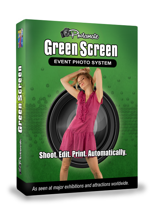 Photamate Professional 2.1 Event & Attraction Software