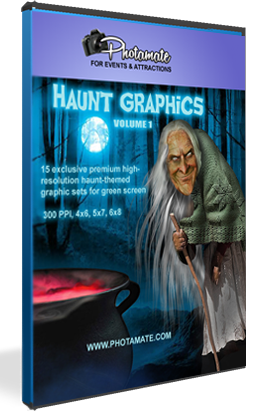 Haunt Graphics Volume 1 HGV1