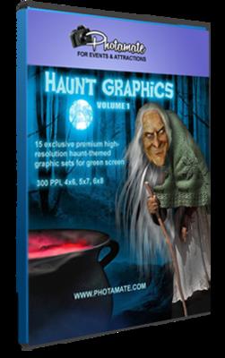 Haunt Graphics Volume 1