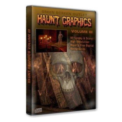 Haunt Graphics Volume III
