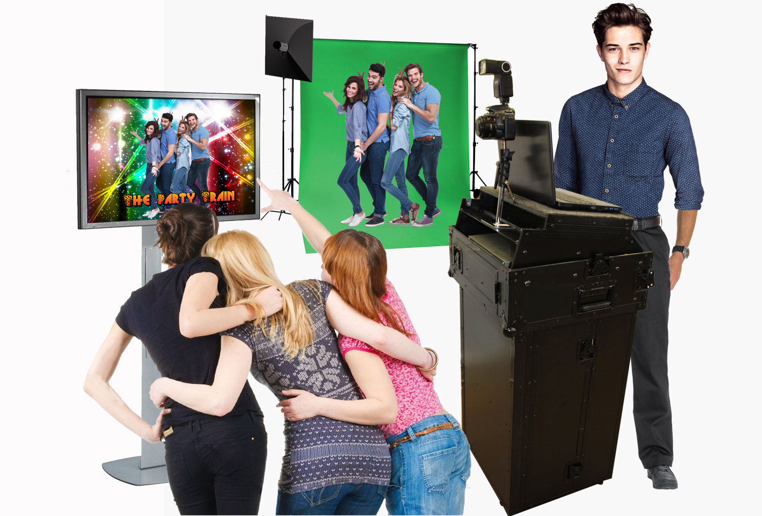 SAVE 40% - Turn-Key Photo System ONE ONLY