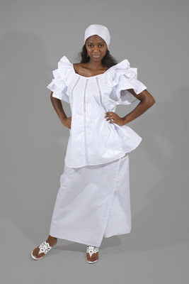 Senegalese Outfit