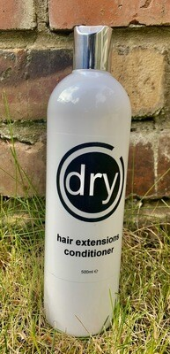 dry - Hair Extensions Conditioner 500ml
