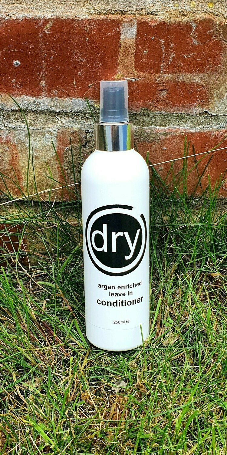 dry - argan enriched leave in conditioner 250ml