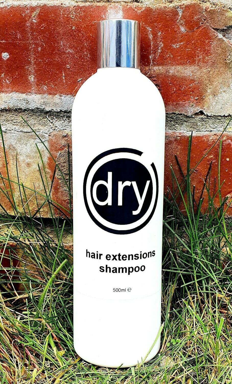 dry - hair extensions shampoo  500ml