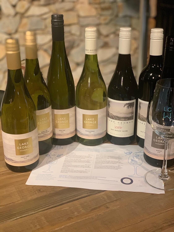 Tasting Wine Pack Special