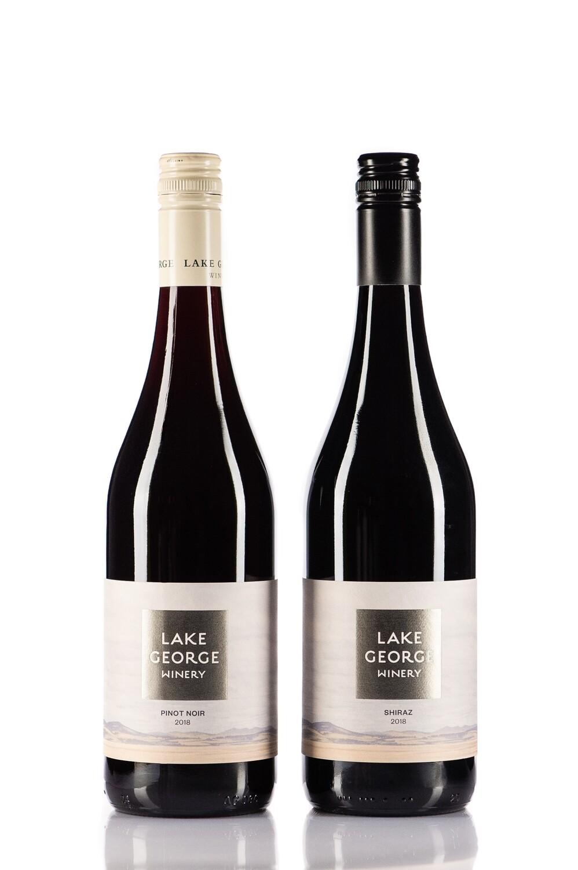 Red Wine Tasting Pack (4 pack)