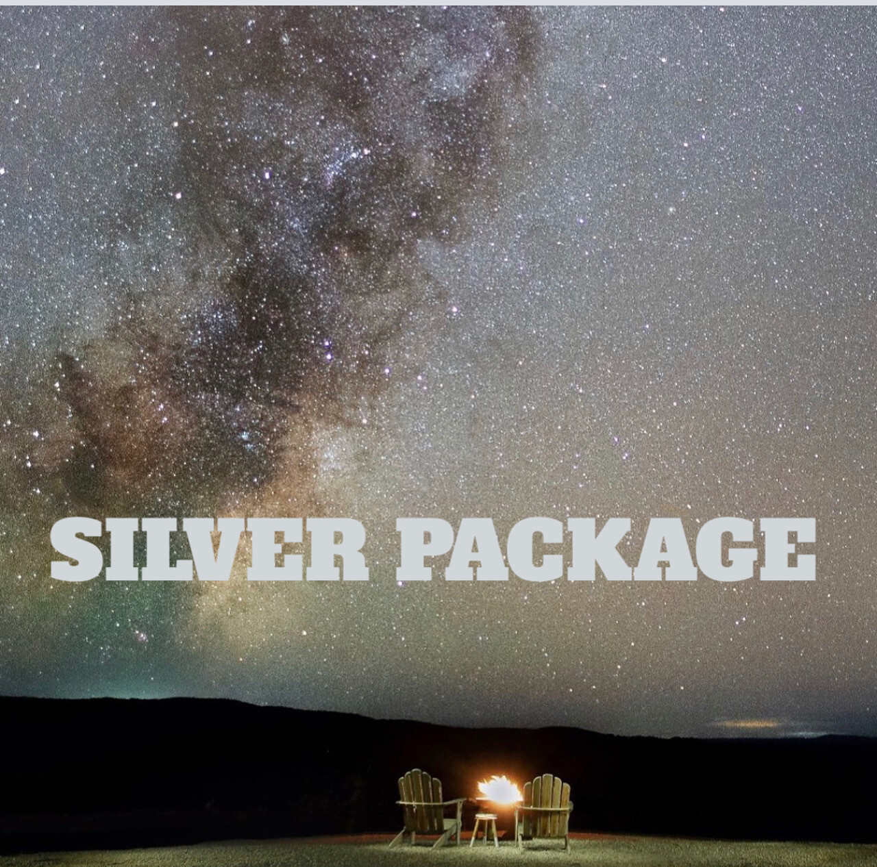 Night Under the Stars - SILVER PACKAGE - Friday