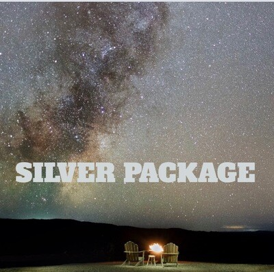 Night Under the Stars - ​SILVER PACKAGE - Friday