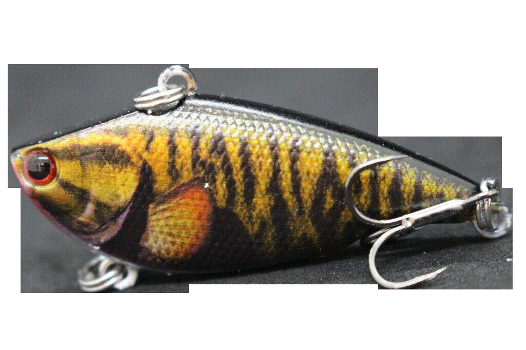 Lipless Smallmouth Bass Sinking Crankbait (1/3 oz)
