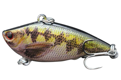 Lipless Largemouth Bass Sinking Crankbait (1/3 oz)