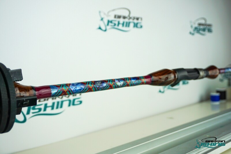 Medium Heavy Freshwater 1pc Custom Rod