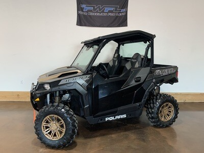 2019 Polaris General 1000 EPS Ride Command Edition