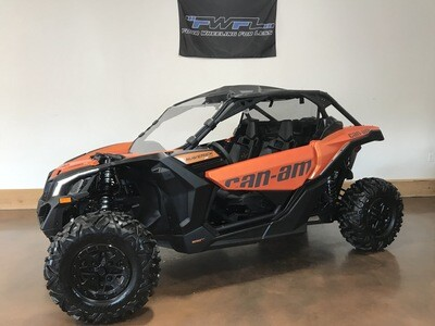 LIKE NEW 2019 Can-Am Maverick X3 XDS Turbo R - ONLY 22 Miles