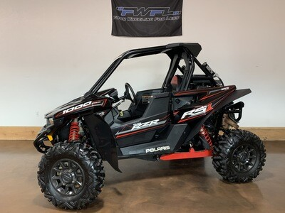 2018 Polaris RZR RS1 - As low as $204/Month!