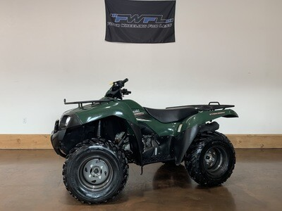 Pending - 2006 Kawasaki Brute Force 650 4x4 - ONLY 244 Miles!