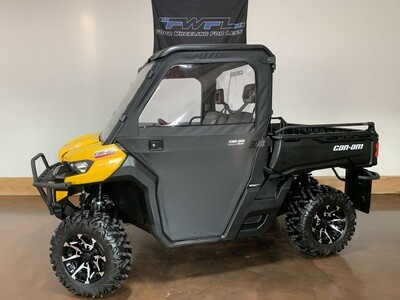 Pending - 2016 Can-Am Defender HD10 DPS - ONLY 259 Miles!