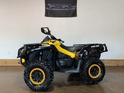 2014 Can-Am Outlander 800R XT-P - As low as $147/Month!