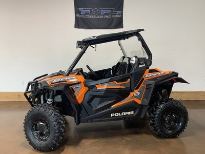 2016 Polaris RZR S 900 EPS - As low as $251/Month